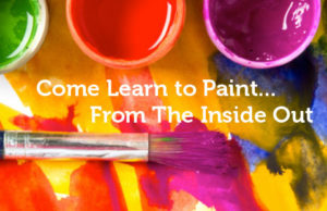Intuitive Painting Class